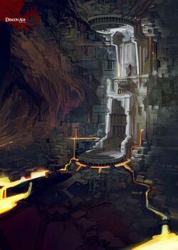 Dragon age origins conceptart rroUX