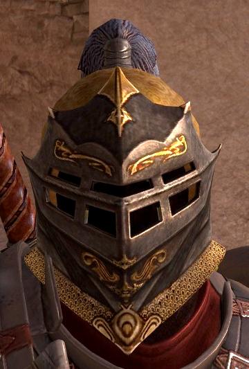 Codex entry: Garahel's Helm
