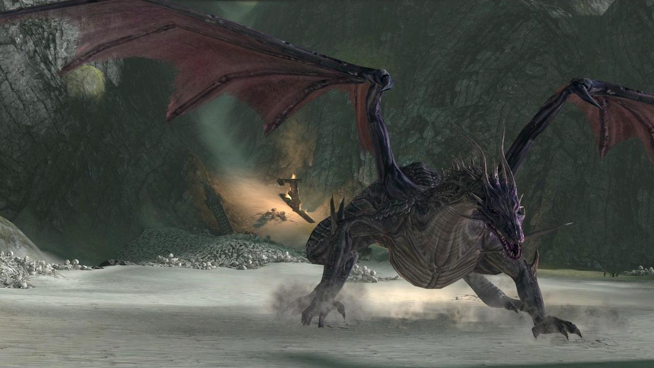 Высшая драконица (Костяная яма)