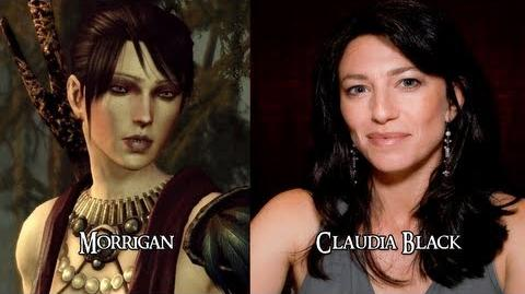Characters and Voice Actors - Dragon Age Origins