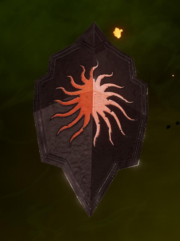 Masterwork Seeker Shield Schematic
