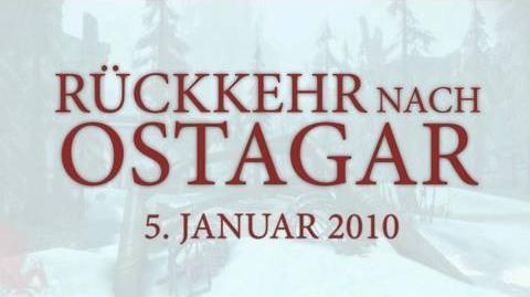 Dragon Age Origins - Rückkehr nach Ostagar Trailer