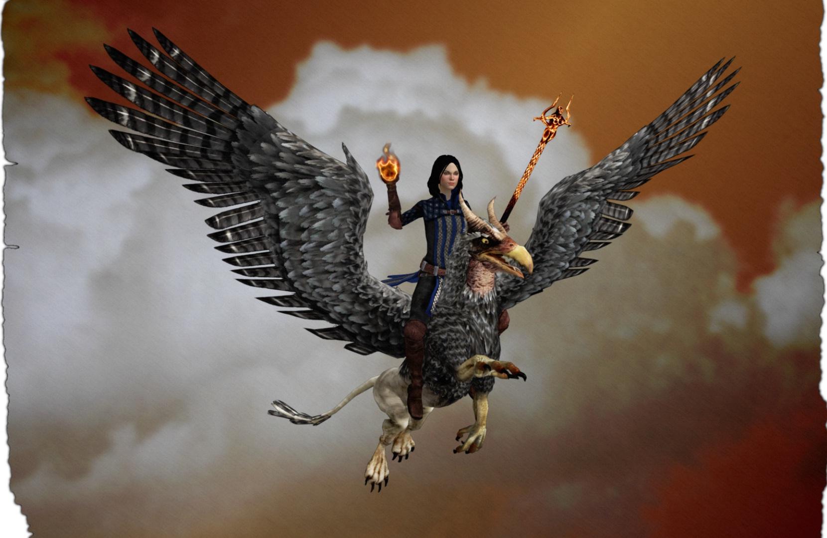 MEVLUT COUSLAND/Kein Erzähler und Griffons in Dragon Age III