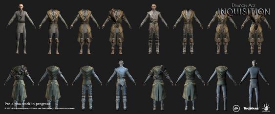 DAI Elves Clothing