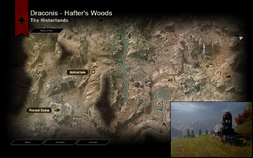 Draconis - Hafter's Woods