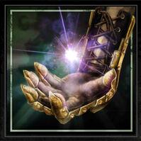 Wisp wraith HoDA poster