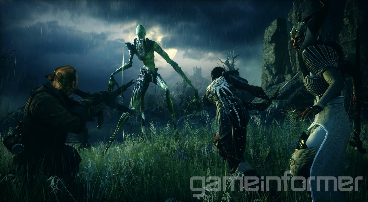 VengefulTemplar/Dragon Age: Inquisition - Erste Screens