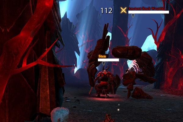Arishok vs Ancient Rock Wraith1.jpg
