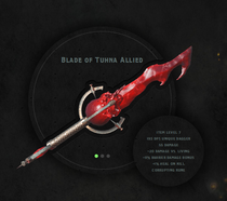Blade of Tuhna Allied