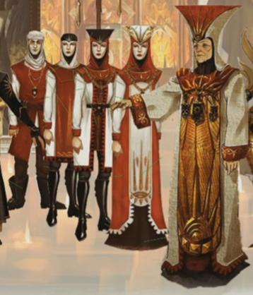 Entrada del códice: La jerarquía de la Capilla
