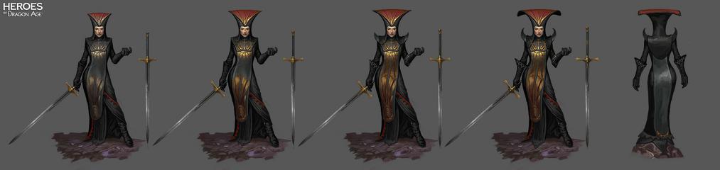 Divine Cassandra HoDA tier