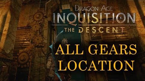 The Descent - All Gears Location