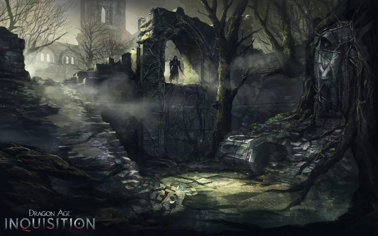 VengefulTemplar/Dragon Age: Inquisition - Concept Art 10