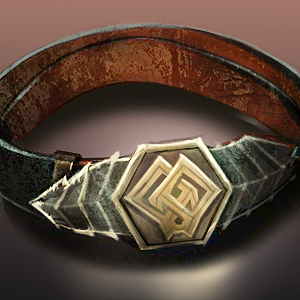 The High Lords' Belt