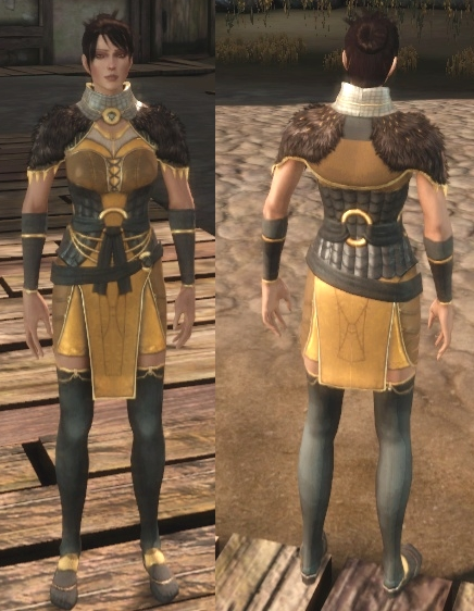 Tevinter Mage Robes