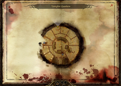 Beastman's Dagger and Acolyte's Staff map location