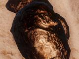 Nichtsberührtes Eisen (Ungebrochen)