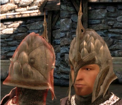 Древний эльфийский шлем
