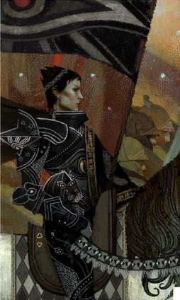 Codex entry: Cassandra Pentaghast