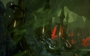 Here Lies the Abyss - Red lyrium