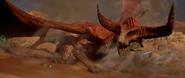 Abyssal Dragon Growl