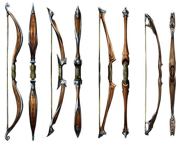 Длинные луки (Origins)