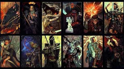 DA Inquisition. Party banter Multiplayer Part 1.