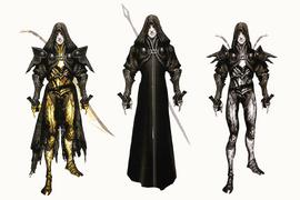 Inquisition Arlathan Elves concept 6