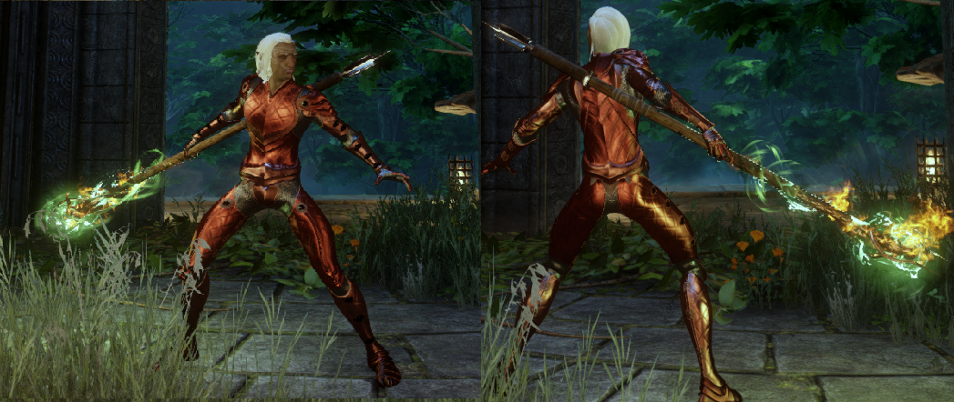 Arcane Warrior's Armor (Mind)