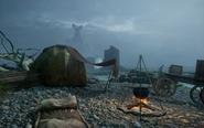 Die Sturmküste - Ein Lager