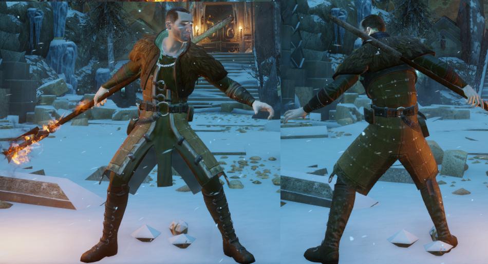 Elementalist's Robes (Tempest)