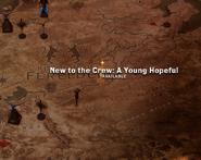 A young hopeful