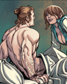 Dragon Age Until We Sleep - Varric y Bianca en el Velo