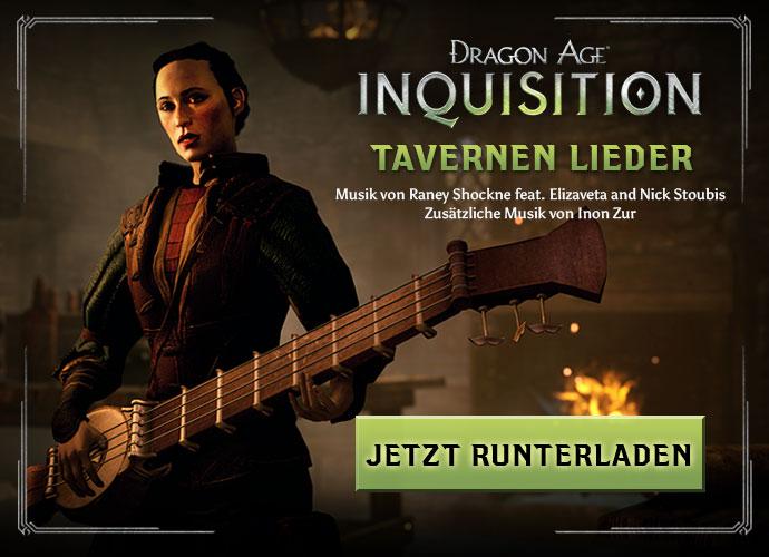Mars80/Dragon Age: Inquisition - Musik aus dem Rollenspiel kostenlos zum Download