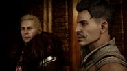 Dorian and Cullen