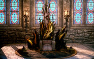 Andrastian Throne Fully Upgraded