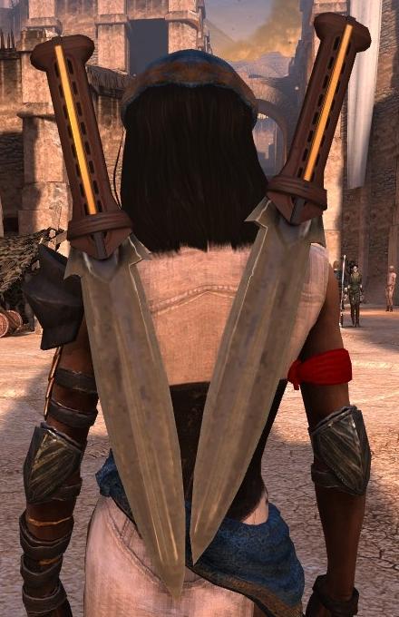 Enforcer's Blade