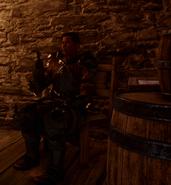 Krem in der Taverne der Himmelsfeste