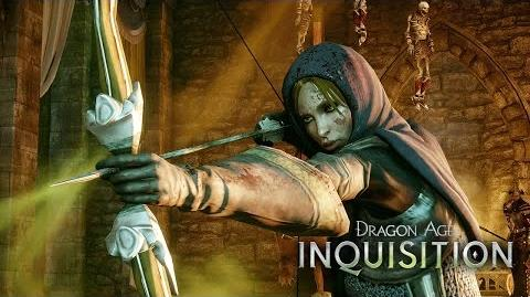 DRAGON AGE™ INQUISITION Gameplay Series - E3 Demo parte 2 Castillo Risco Rojo