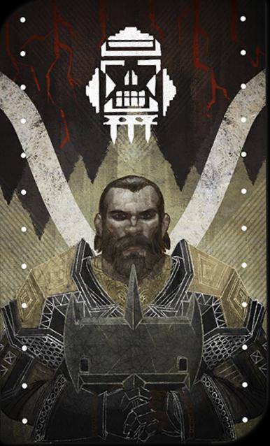 Codex entry: Lieutenant Renn