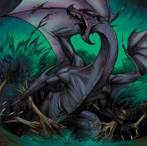 High dragon (The Silent Grove)