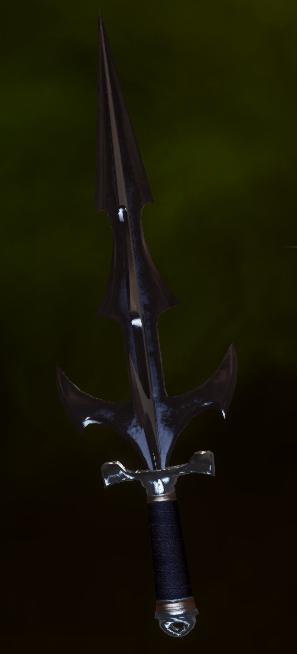 Masterwork Crow Blade Schematic