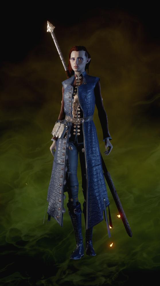Отменная магическая куртка