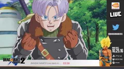 Dragon Ball XENOVERSE 2 Super Stream 10.13