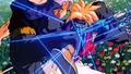 6. Kogu Devilish Blade block Trunks attacks