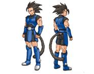Saiyan du Passé (Dragon Ball Legends)