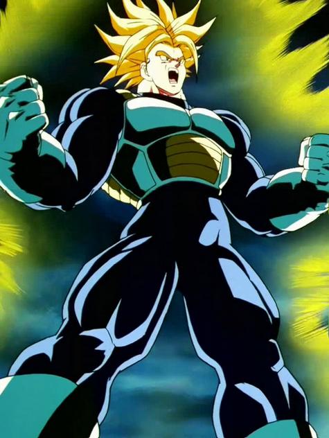 Super Saiyajin fase 3