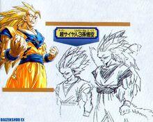 Ebauche du Super Saiyajin 3.jpg