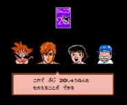 Famicom Jump Hero Retsuden - Presentación de personajes