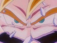 Goku enojado
